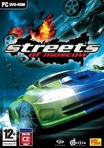 Streets of Moscow dvd cover