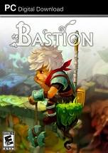 Bastion dvd cover