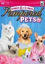 Paws & Claws: Pampered Pets Cover