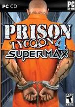 Prison Tycoon 4: SuperMax Cover