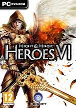 Might & Magic: Heroes VI dvd cover