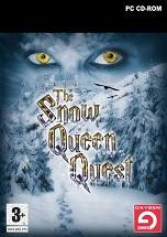 The Snow Queen Quest dvd cover