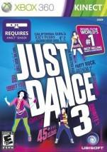 Just Dance 3 dvd cover