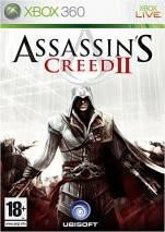 Assassin's Creed II dvd cover