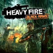 Heavy Fire: Black Arms dvd cover