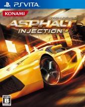 Asphalt: Injection dvd cover