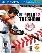 MLB 12: The Show dvd cover