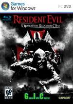 Resident Evil: Operation Raccoon City poster