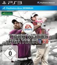 Tiger Woods PGA Tour 13 dvd cover