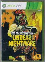Red Dead Redemption: Undead Nightmare Pack dvd cover