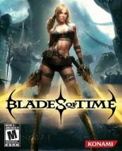 Blades of Time dvd cover