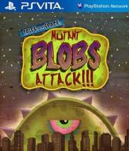 Tales from Space: Mutant Blobs Attack dvd cover