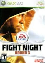Fight Night Round 3 Cover