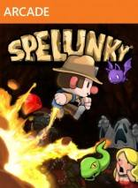 Spelunky dvd cover