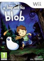 A Boy and His Blob dvd cover