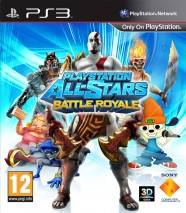 PlayStation All-Stars Battle Royale cover