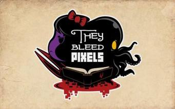 They Bleed Pixels dvd cover