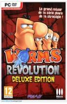 Worms Revolution poster