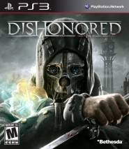Dishonored cd cover