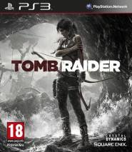 Tomb Raider cd cover