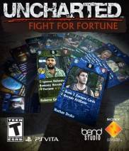 Uncharted: Fight for Fortune dvd cover