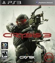 Crysis 3 cd cover