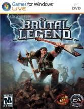 Brutal Legend poster