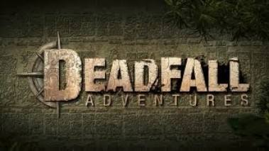 Deadfall Adventures dvd cover