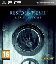 Resident Evil: Revelations cd cover