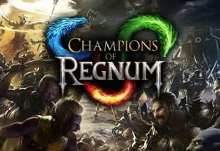 Champions of Regnum dvd cover