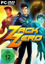 Zack Zero dvd cover