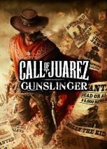 Call of Juarez: Gunslinger dvd cover