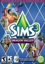 The Sims 3: Dragon Valley poster