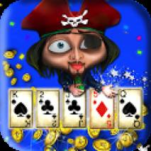 Video Poker With Pirates dvd cover