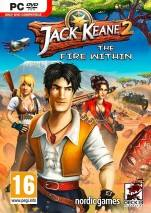 Jack Keane 2 - The Fire Within Cover