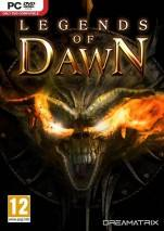 Legends of Dawn dvd cover
