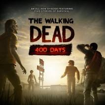 The Walking Dead: 400 Days cd cover