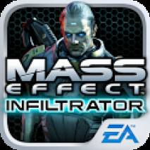 MASS EFFECT™ INFILTRATOR Cover