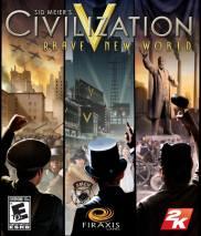 Sid Meier's Civilization V: Brave New World Cover