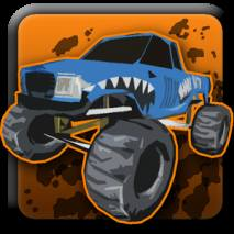 Monster Wheels Offroad dvd cover