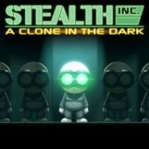 Stealth Inc: A Clone in the Dark  Cover