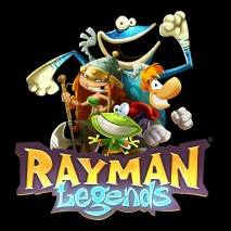 Rayman Legends dvd cover