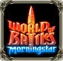 World of Battles: Morningstar dvd cover