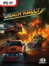 Death Rally dvd cover