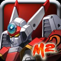 M2: War of the Myth Mech dvd cover