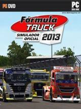 Formula Truck 2013 dvd cover