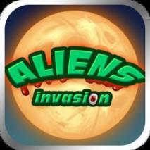 Aliens Invasion Cover