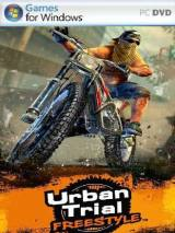 Urban Trial Freestyle dvd cover