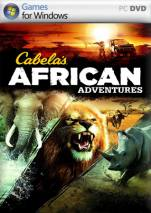 Cabela's African Adventures dvd cover
