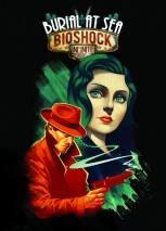 BioShock Infinite: Burial at Sea - Episode 1 dvd cover